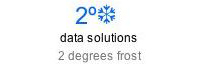 2 Degrees Frost Data Solutions